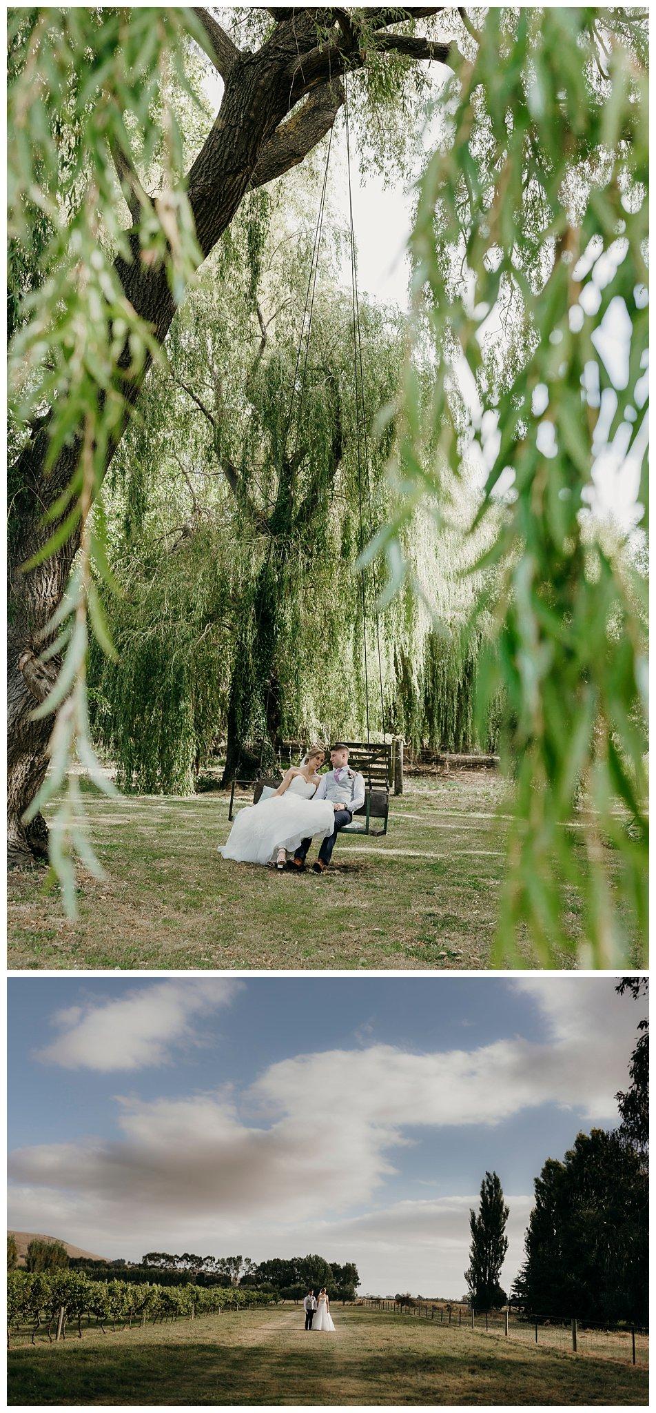 Christchurch Wedding Photographer bride portrait with veil with window light at Riccarton House Christchurch Rebecca Claridge Photography
