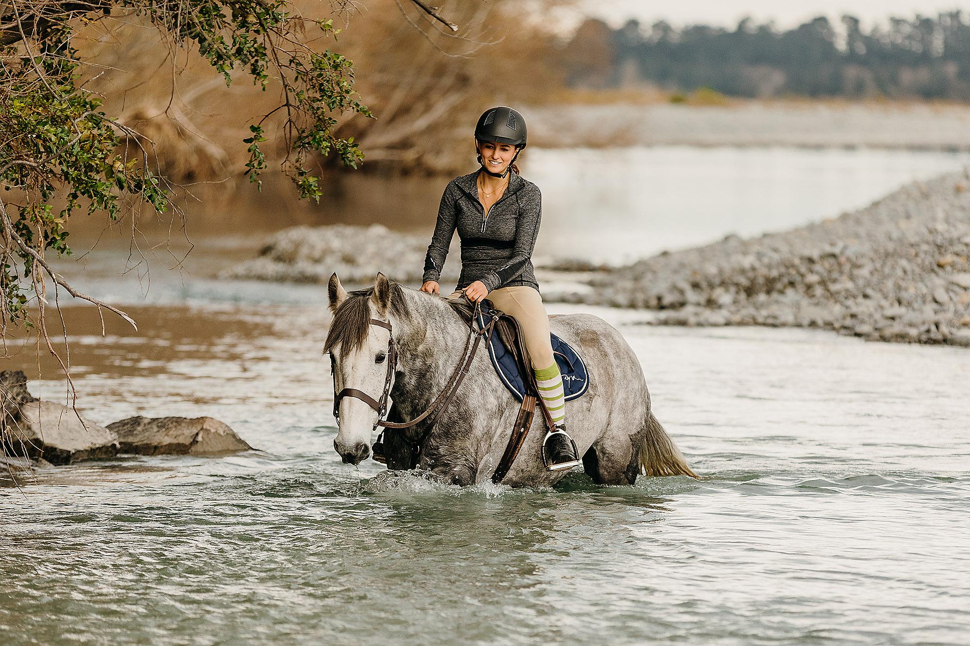christchurch commercial photographer horse-river-product-photo lamington socks