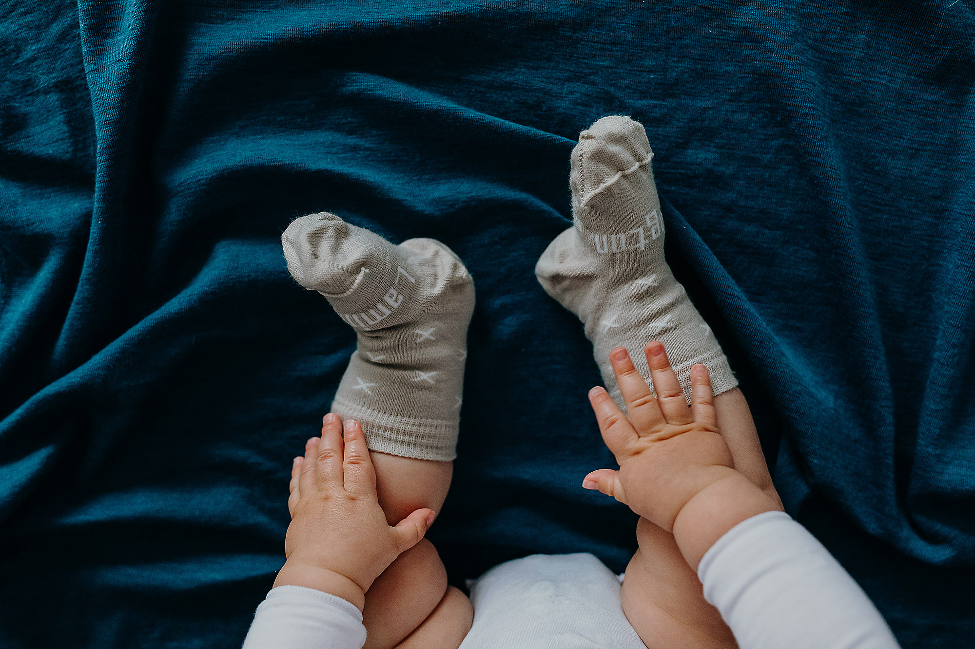 lamington-socks-product-photo-baby-ted christchurch commercial photographer